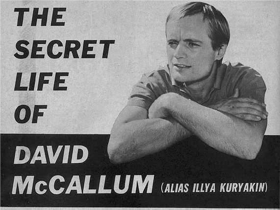 David McCallum Fans Online